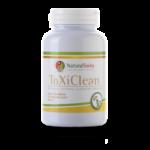 ToxiClean® Májtisztító táplálék-kiegészítő, AKCIÓ ingyen kiszállítás